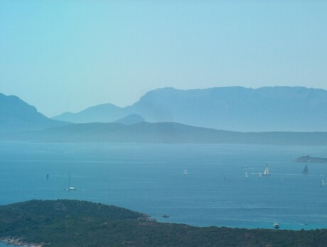Kust van Sardinië