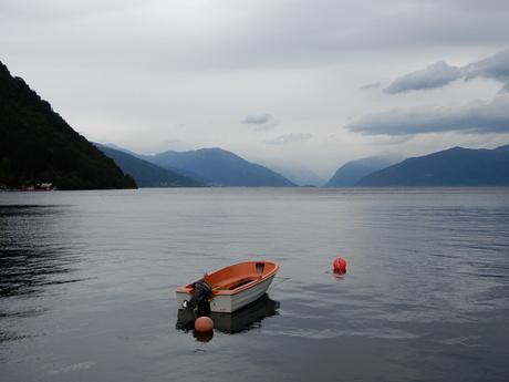 uitzicht met bootje