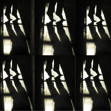 Shadow in the window