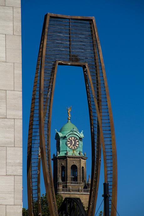 Stadhuis toren