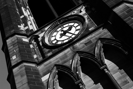 The church of St Thomas The Martyr, Newcastle upon Tyne