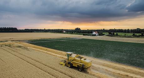 Boeren in actie...