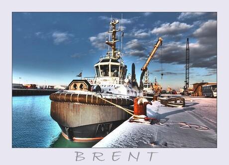 Sleepboot Brent