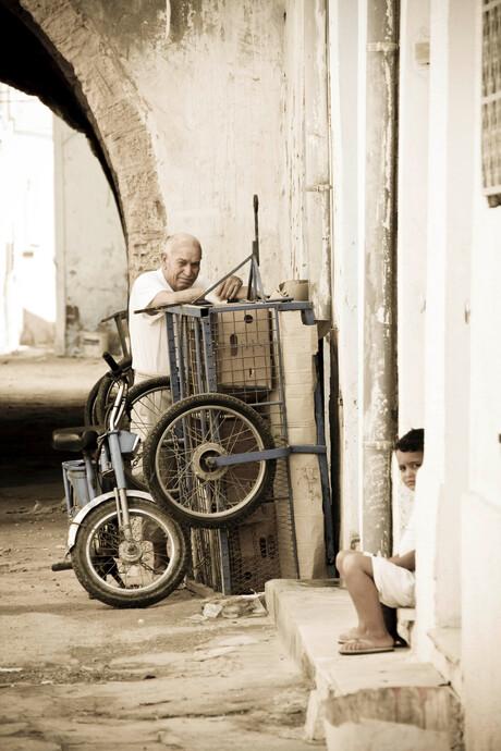 Tunesië straatfotografie 5