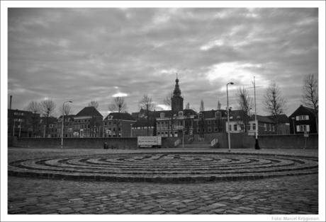 Labyrinth @ Waalkade, Nijmegen