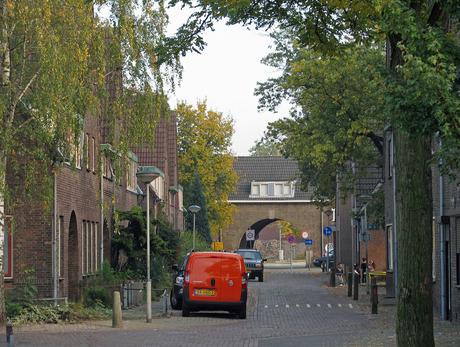 oude binnenstad Helmond - vanHoeckstraat