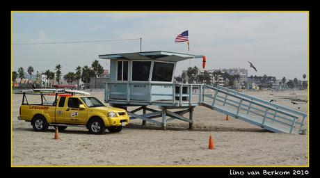 Venice Beach...!