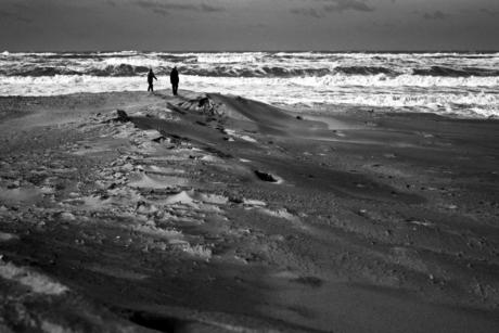 Aan het strand 5