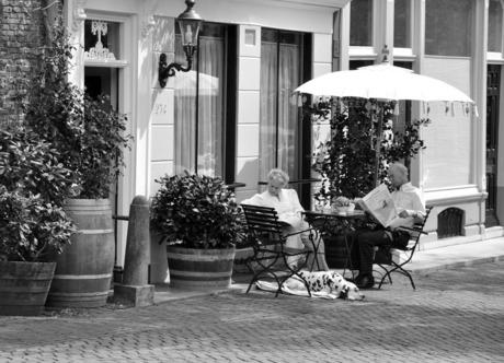 Straatfotografie 1 Delft