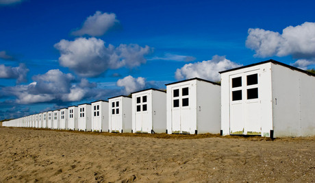 Strandhuisjes Texel 28