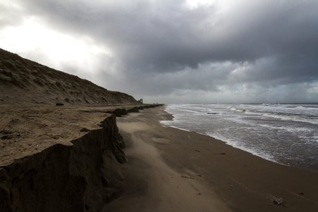 strand na de storm