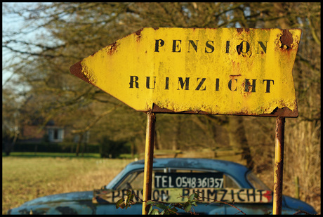 Pension Ruimzicht.