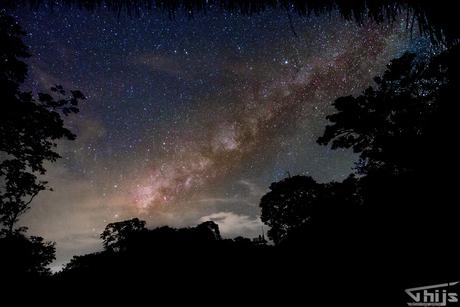 Melkweg @ Amazone, Ecuador