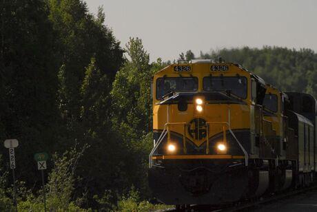 Alaskan Rail Road