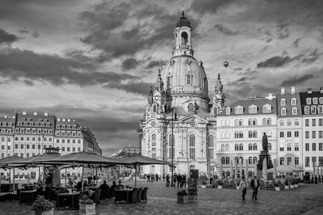 Dresden black & white