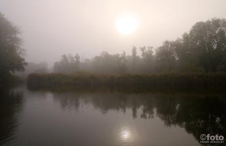 water en mist