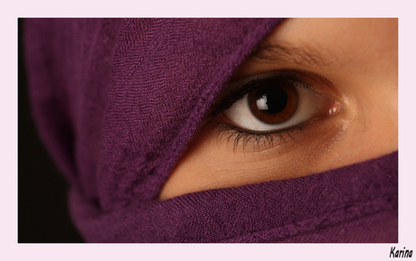 de ogen zijn de spiegel van de ziel