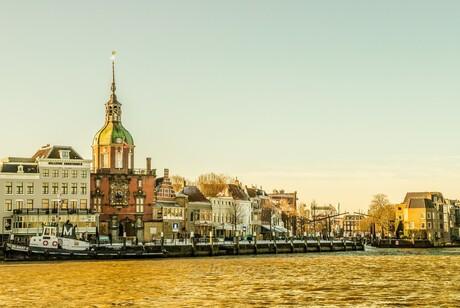 Groothoofdspoort te Dordrecht