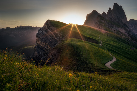 Seceda - Italie