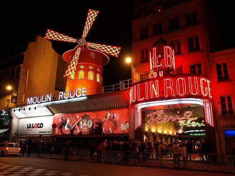 Moulin Rouge - Parijs 2009 - 3