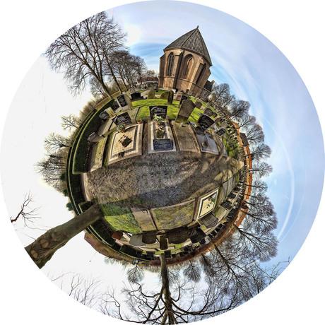 Kerk Steenwijkerwold Little Planet