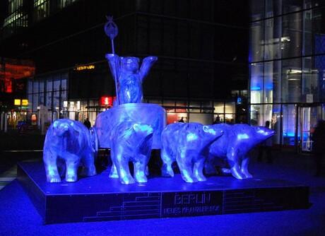 Berlijn - Festival of Lights - Neues Kranzler Eck