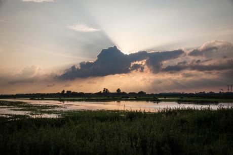 weekend Drenthe-ondergaandezon