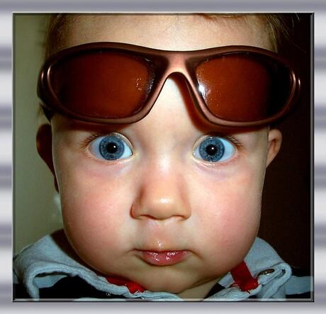 'Blue Eyes' Nigel