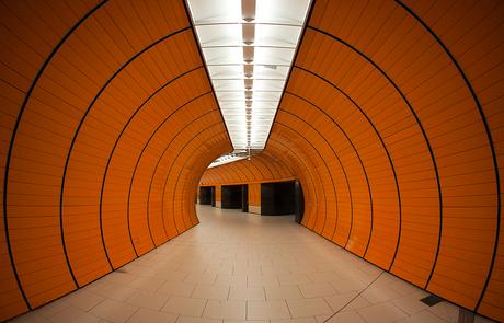 München U-bahn 2
