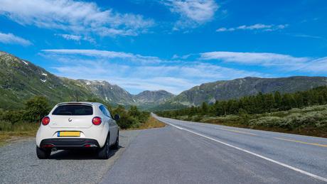 Onderweg in Noorwegen I