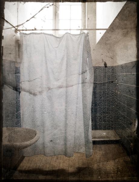 behind the curtain...