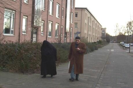 Burka en gsm