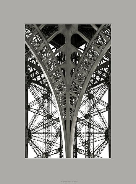 La Tour Eiffel III