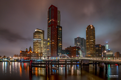 Rotterdam - Kop van Zuid (2)