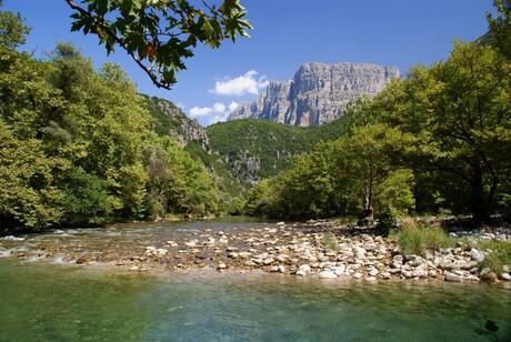 Zagoria Griekenland