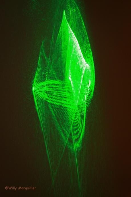 Inside lichtbundel