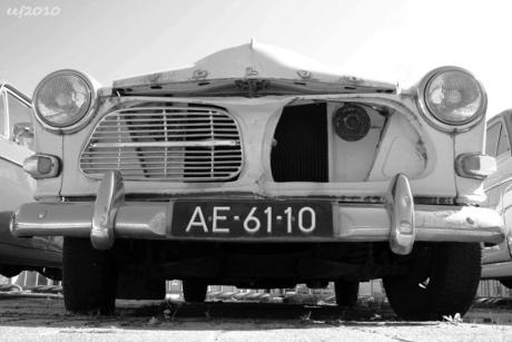 Volvo Amazon donorauto