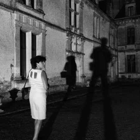 Shadow of Us - In het licht van de spot - foto door wimplas op 18-01-2015 - deze foto bevat: schaduw, spot, suprise