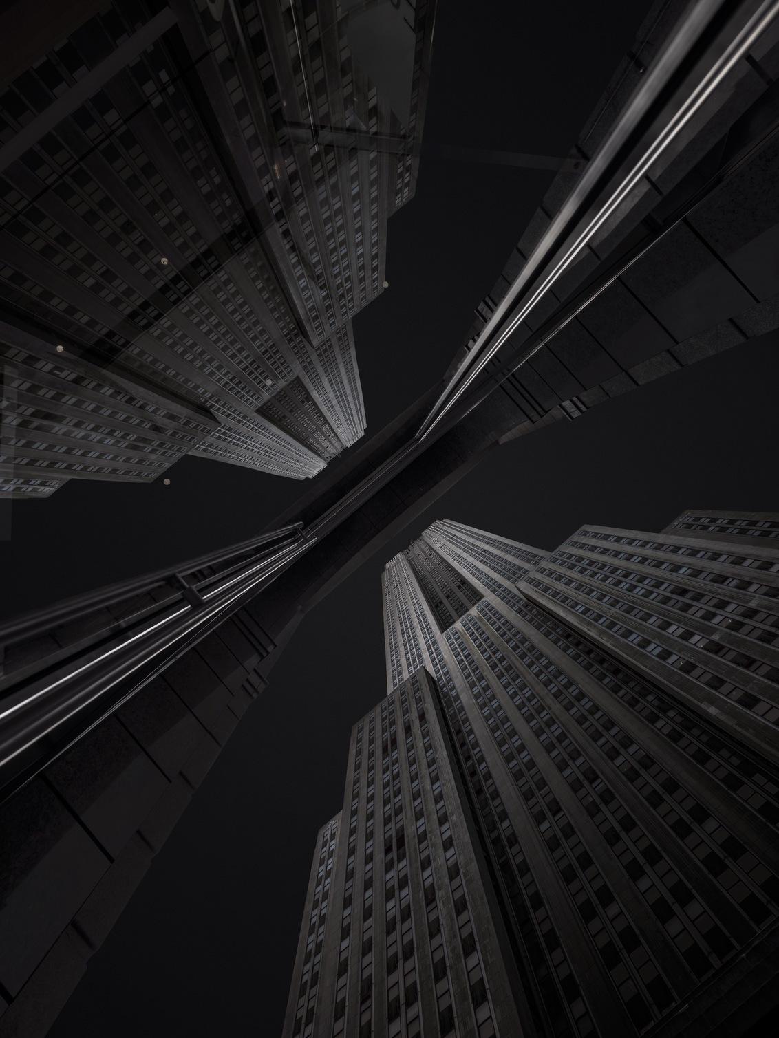Empire State Building - Empire state building, New York  Facebook:  MathijsvandenBoschPhotography Instagram: MathijsvandenBosch_photography - foto door MathijsvandenBosch op 29-09-2016 - deze foto bevat: architectuur, gebouw, skyline, newyork, city, manhattan, building, architecture