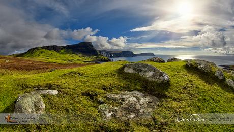 Scotland Isle of Skye Neist-Point