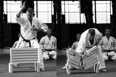 Bootcamp 2017, karate 1