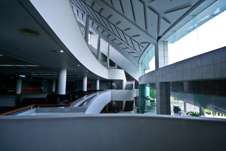 Interior UNCC Building Bangkok