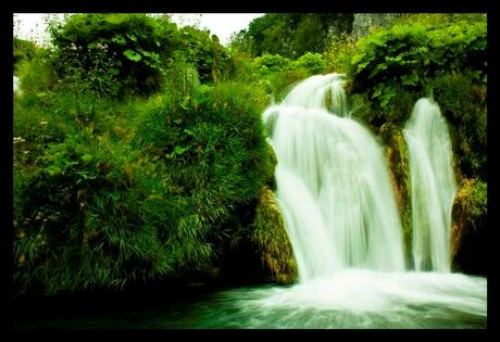 The wonders of Plitvicka Jezera