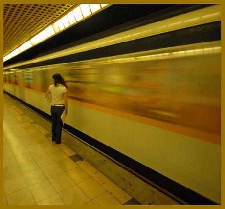Metro Milaan