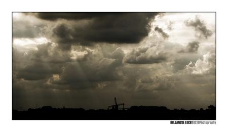 Hollandse lucht - - - foto door Octo op 27-10-2008 - deze foto bevat: lucht, wolken, holland