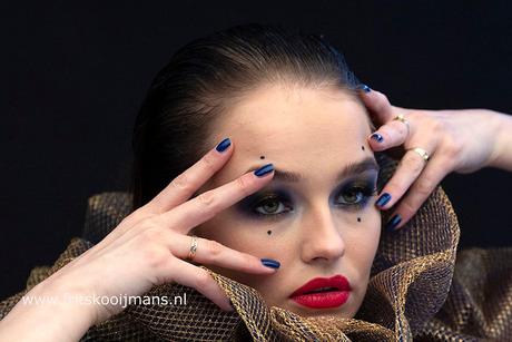 Model op Professional Imaging