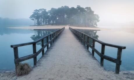 Dutch tropical island
