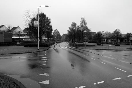 Just a rainy sunday morning