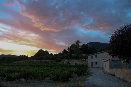 De Franse zonsondergang