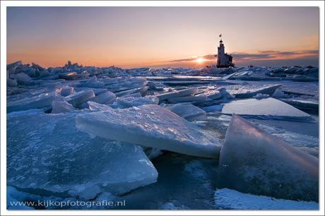 Kijk op kruiend ijs
